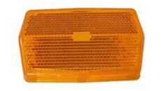 MARKER LIGHT LENS YELLOW FOR PL0500
