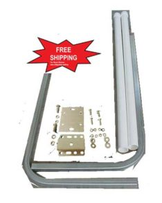 BOAT TRAILER PARTS PLACE - TAMPA FLORIDA -GUIDE POLE SET PAIR WITH FREE SHIPPING PV2160-2