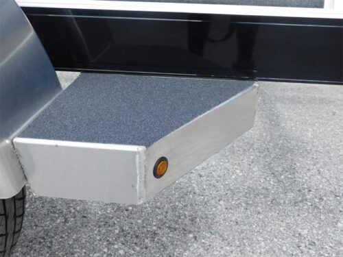 Boat Trailer Parts Place - Tampa Florida - STEP PADS CUSTOM