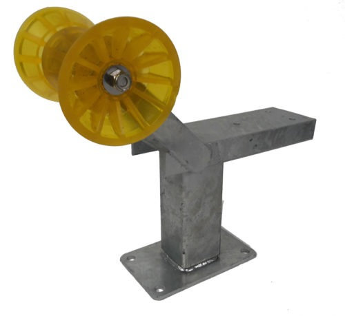 WINCH POST BOW STOP ADJUSTABLE 08438