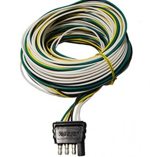 4 Way Wire Harness W  Complete Ground