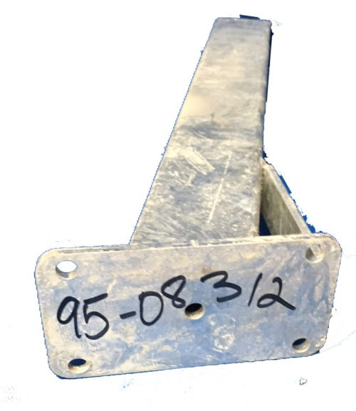 WINCH POST 2x3x24 2IN TONGUE 95-08312 2