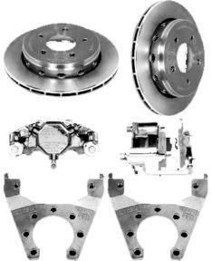 Deemaxx Brake Kits