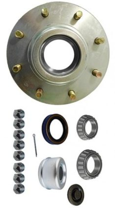 HUB KIT 8 LUG 1-1/4x1-3/4 GALVANIZED PD2600