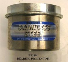 Bearing Protector Stainless Steel 2.441 PF1101