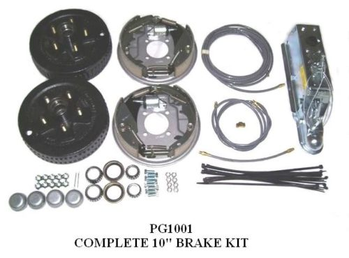 PG1001 - 10IN Drum Brake Kit 1AX 6K