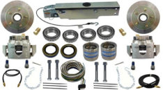 UFP BRAKE KIT 10 INCH 6000LB STAINLESS STEEL PG1030-1