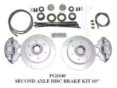 UFP SECOND AXLE KIT 10 INCH 5 LUG PG1040