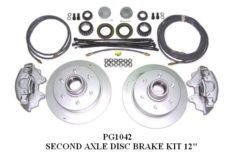 UFP BRAKE KIT SECOND AXLE 12 INCH 6 LUG PG1042