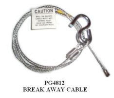 BREAK AWAY CABLE PG4812