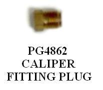 UFP CALIPER PLUG PG4862