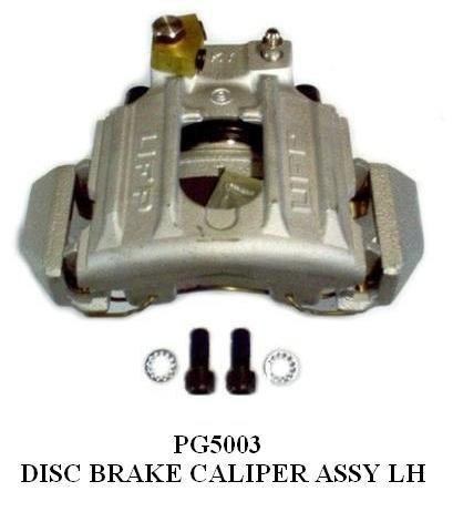 UFP BRAKE PADS PAIR PG4849 2