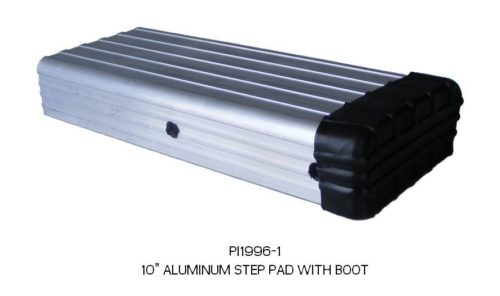 STEP PADS-ALUM WITH BOOT