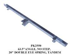 """PK2550 UC ANGLE 63.5"""" NO STEP 20"""" DE SPR"""