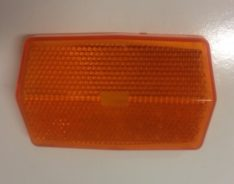 MARKER LIGHT LENS AMBER PL0505