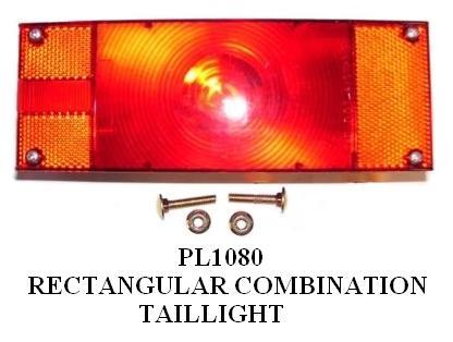 TAILLIGHTS REGULAR BULBPL1070 – PL1080 2