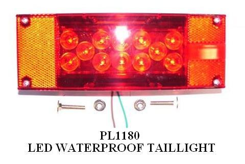 TAILLIGHT WATERPROOF LED RH-LH PL1180 – PL1182 4