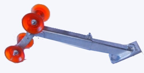 BOW STOP ROLLER 2 PIECE PO1946