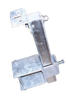 GALVANIZED BUNK BRACKET CLAMP-ON PS2640