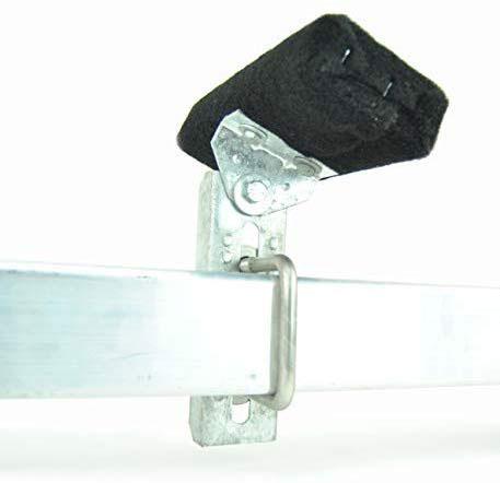 12″C-Channel BUNK BRACKET KIT 1-1/2×3″ XMEM PT1575K12C 2