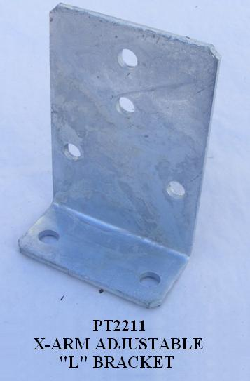 8″ GALV BUNK BRACKET KIT PT2211K8 3