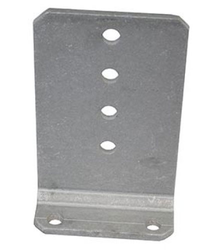 8″ ALUMINUM BUNK BRACKET KIT PT2212K8 5