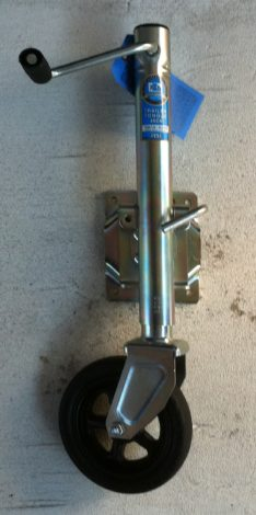 TONGUE JACK SWIVEL 1000LB PV1155