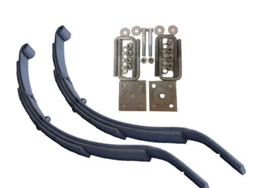 "Single Eye Spring Kit 3LF 30"" 2X2 Axle PJ1150KIT"