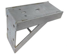 HEAVY DUTY WINCH SEAT NO ARMS PO2191