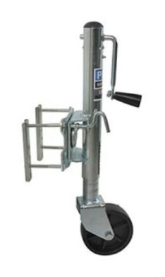TONGUE JACK SWIVEL 1,000LB PV1152