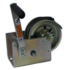Winches-Cables & Straps
