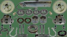 DEXTER/UFP Brake Parts