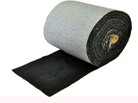 Boat Trailer Parts Place - Tampa Florida -Carpet bunk heavy duty 20oz marine grade black with rubberized backing